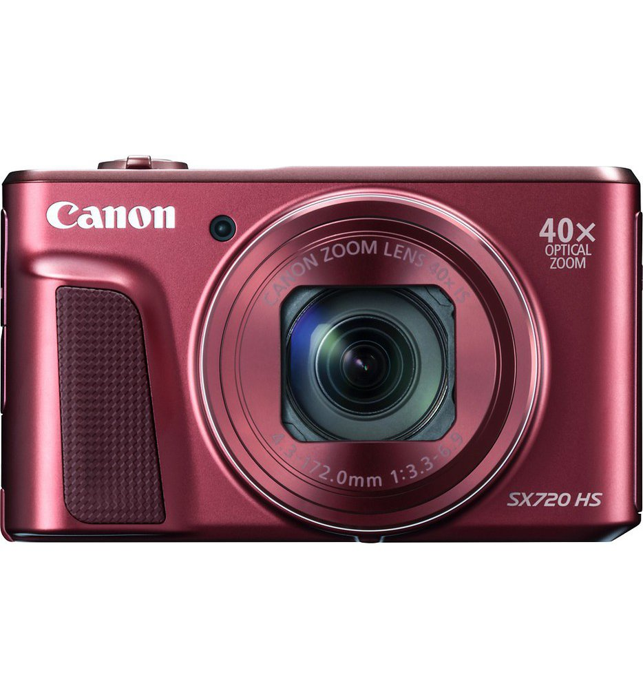 Perpay Canon Powershot Sx720 Hs 203 Megapixel Digital Camera Red G5x Kamera Pocket Undefined