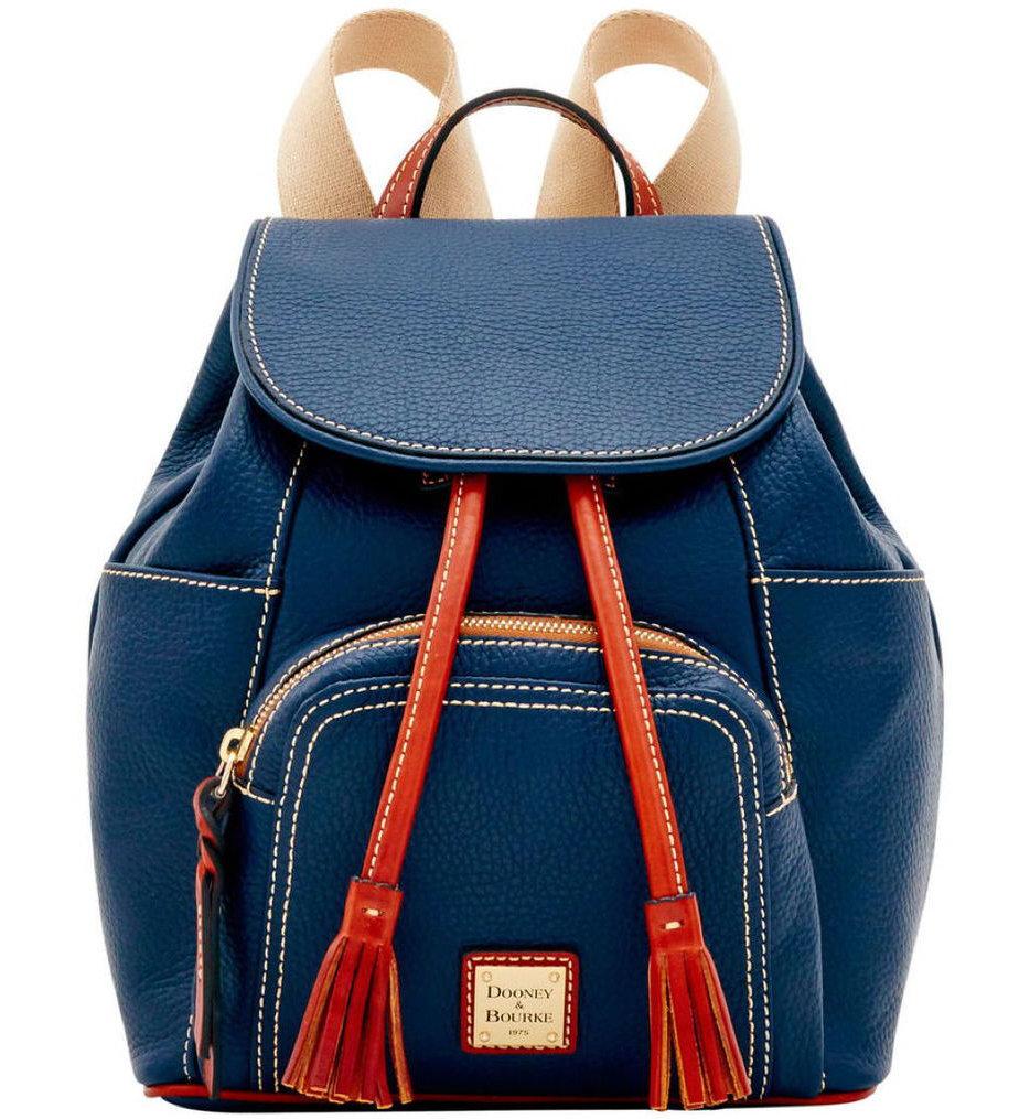 Dooney & Bourke - Pebble Grain Medium Murphy Backpack