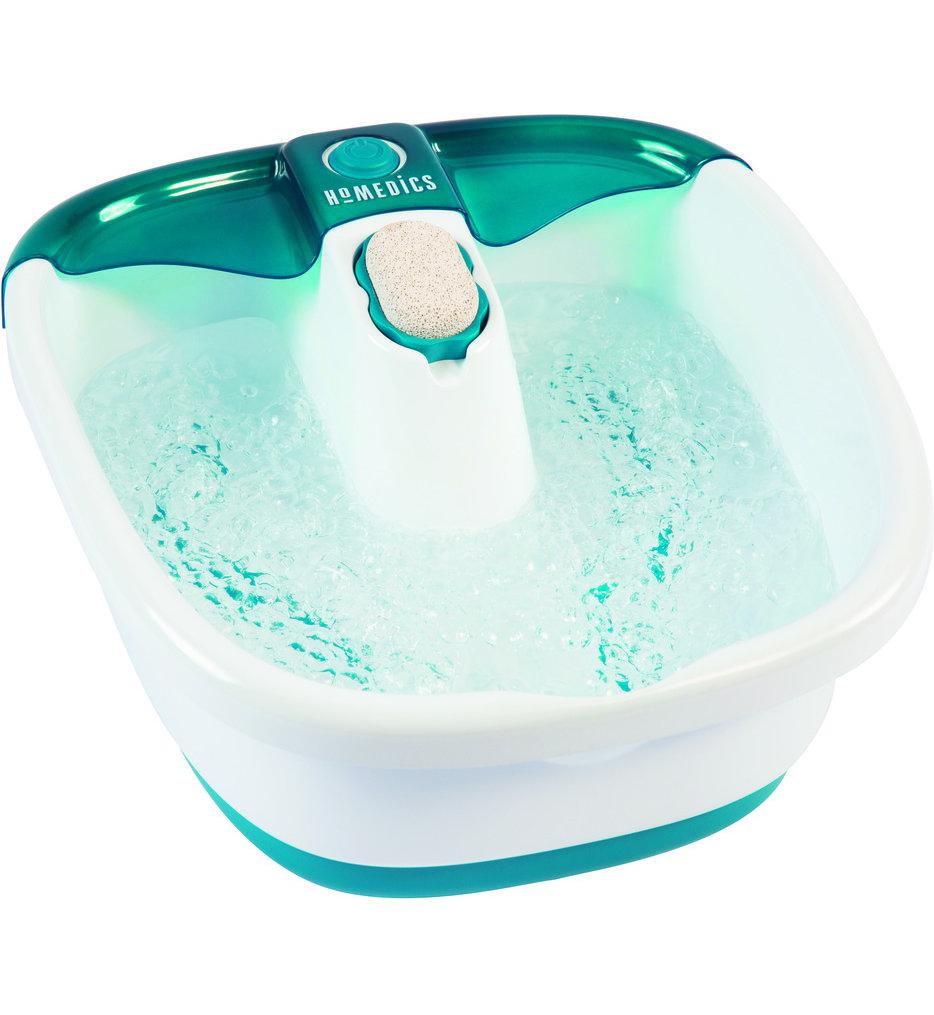 Homedics - Bubble Mate Foot Spa with Heat