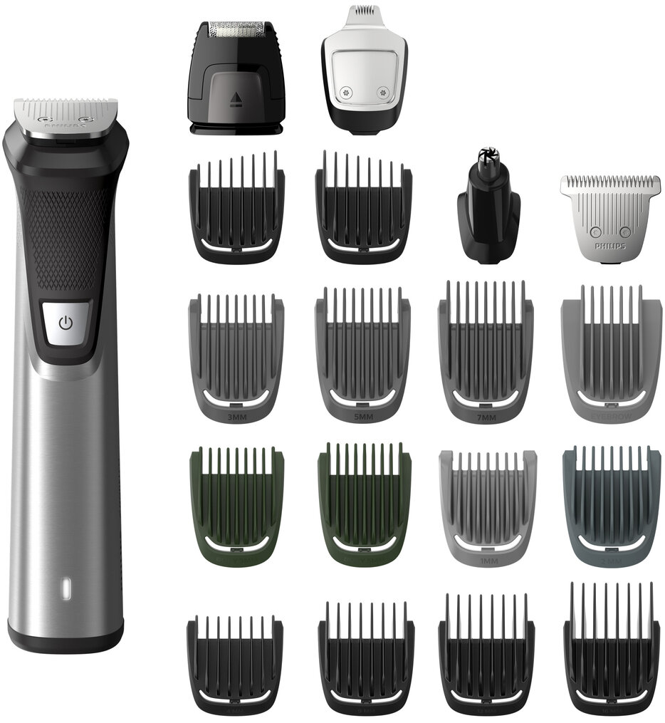 Philips Norelco - Multigroom 7000 Face Head and Body