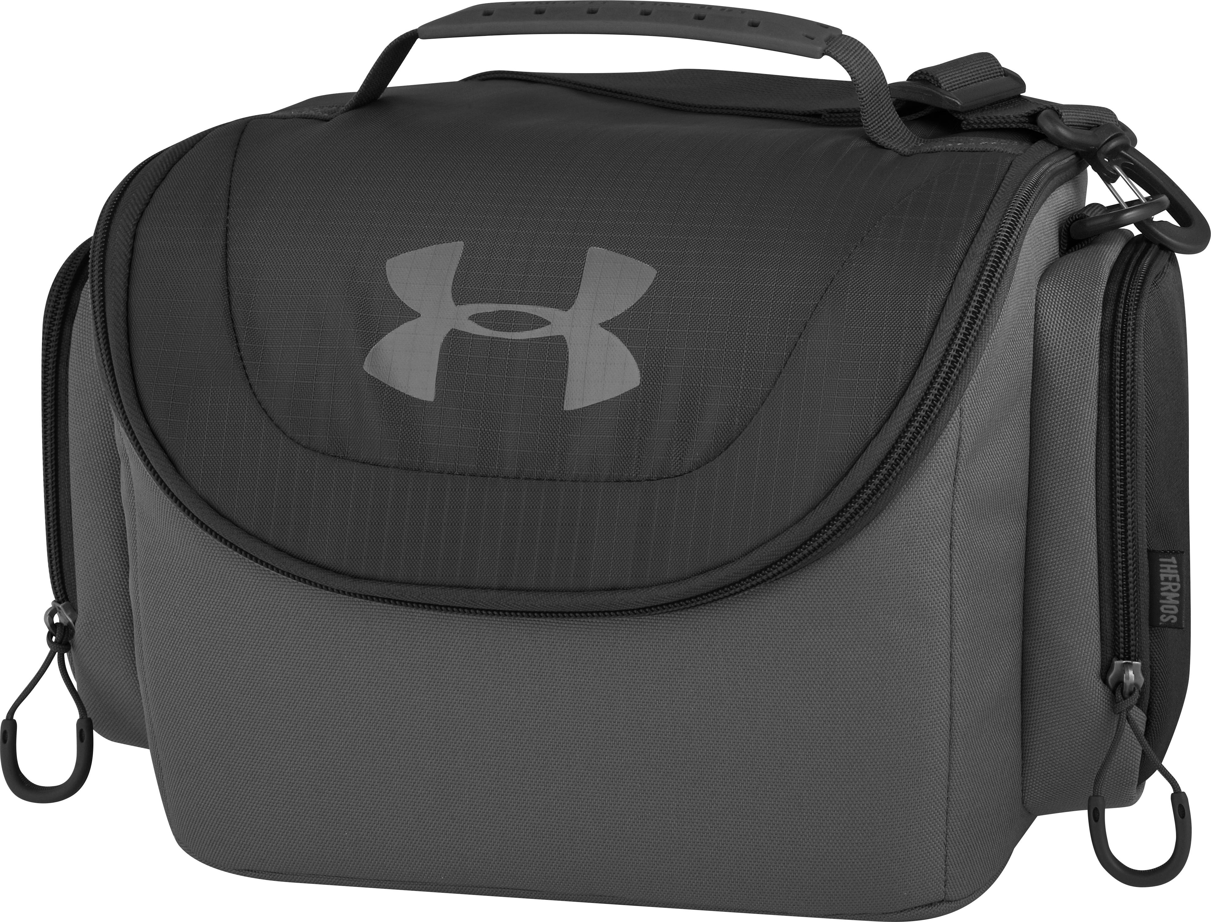 Under Armour - 12 Can Insulated Cooler Black/Graphite