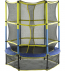 "Upper Bounce - 55"" Kid-Friendly Trampoline & Enclosure Set"
