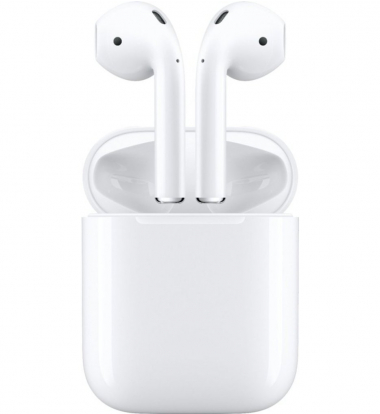 Apple - AirPods (Latest Model)