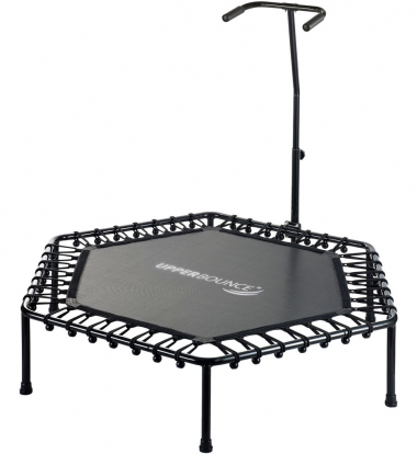 Upper Bounce - Upper Bounce Hexagonal Fitness Mini-Trampoline
