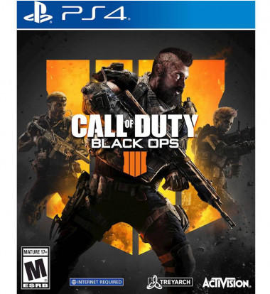 Activision - Call of Duty: Black Ops 4 - PlayStation 4