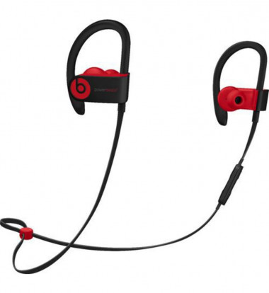 Beats by Dr Dre - Powerbeats³ Wireless Earphones - The Beats Decade Collection - Defiant Black-Red