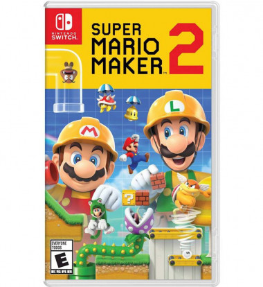 Nintendo - Super Mario Maker 2 - Nintendo Switch