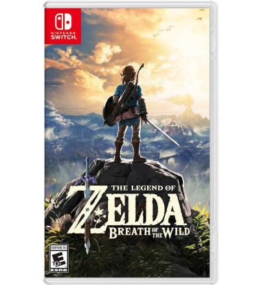 Nintendo - The Legend of Zelda: Breath of the Wild NSW