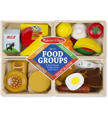 Melissa & Doug - Food Groups