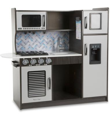 Melissa & Doug - Chef's Kitchen - Charcoal