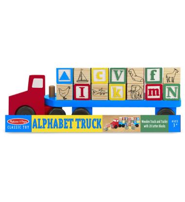 Melissa & Doug - Alphabet Truck