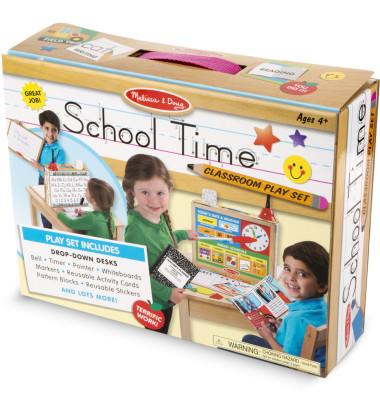 Melissa & Doug - School Time! Classroom Play Set