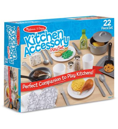 Melissa & Doug - Kitchen Accessory Set
