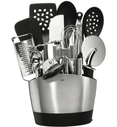 OXO - Good Grips 15 Pc. Everyday Kitchen Tool Set