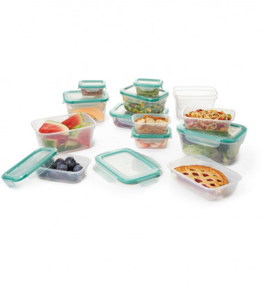OXO - Good Grips 28pc SNAP Plastic Container Set