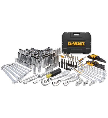 DeWalt - 168 Piece Mechanics Tools Set