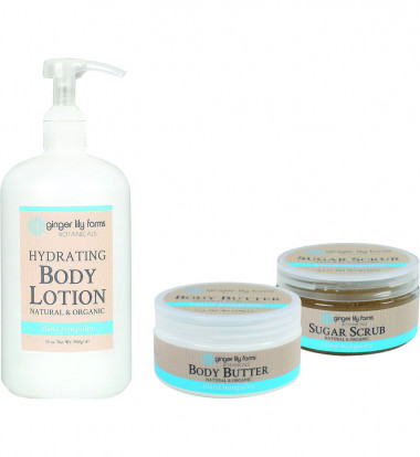 Ginger Lily Farms - Beauty Gift Set