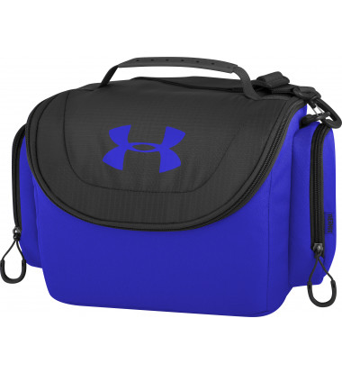 Under Armour - 12 Can Insulated Cooler Black/Royal