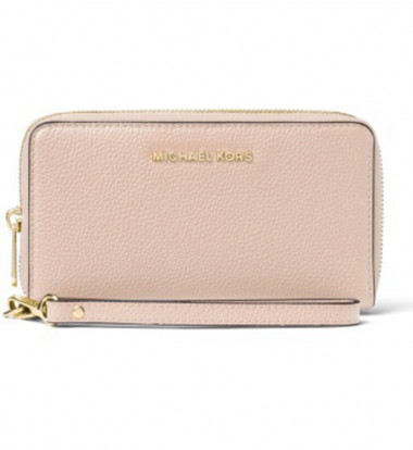 Michael Kors - Mercer Large Flat Multifunction Wristlet